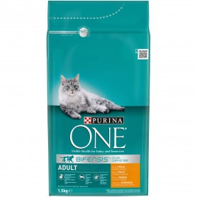 Pienso Purina One Adulto Pollo para gatos