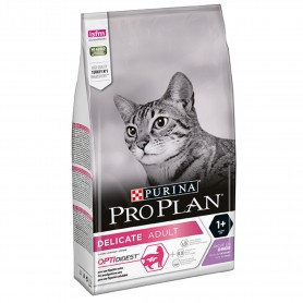 Pienso Purina Pro Plan Delicate Optirenal Gato Pavo