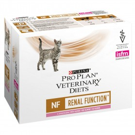 Purina Pro Plan Veterinary Diet FELINE NF Pouch Salmon