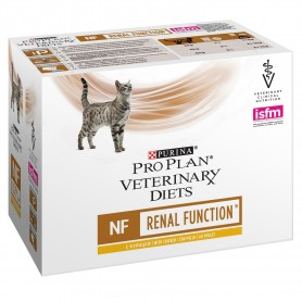 Purina Pro Plan Veterinary Diet FELINE NF Pouch Pollo