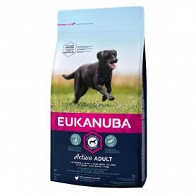 Pienso Eukanuba Adult Large Breed, para perros