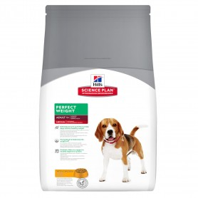 Pienso Hill's Science Plan Perfect Weight Canine Medium Adult