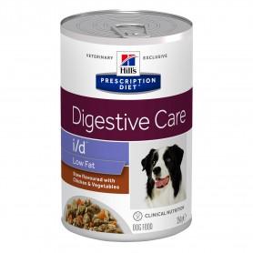 Comida húmeda Hill´s Prescription Diet Canine i/d Low Fat Estofado con sabor a Pollo y Verduras
