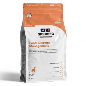 Specific Food Allergy Management - FDD-HY