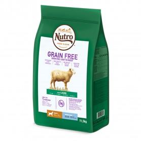 Nutro Grain Free Puppy Razas Grandes Cordero
