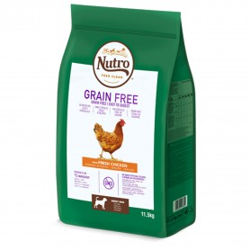 Nutro Grain Free Adulto Pollo