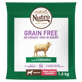 Nutro Grain Free Adulto Mini Cordero