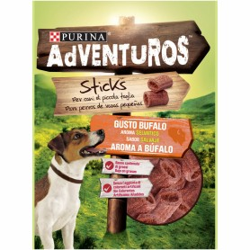 Golosinas Purina Adventuros Ministicks