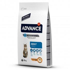Pienso Advance Adult Chicken & Rice para gatos