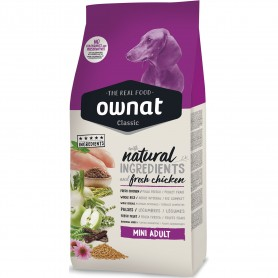 Ownat Classic mini adult (Dog)