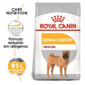Royal Canin Medium Dermacomfort pienso para perro adulto mediano con piel sensible
