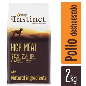 True Instinct Hight Meat Medium/Maxi Adult