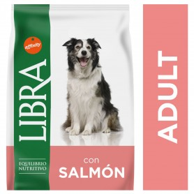LIBRA Adult Dog con Salmón