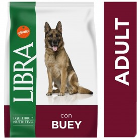 LIBRA Dog Beef (Buey)