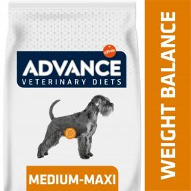 Advance Obesity Weight Balance Medium - Maxi
