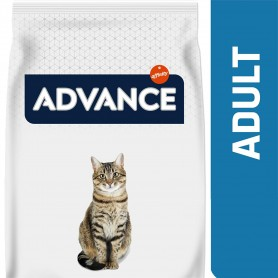 Pienso Advance Adult Chicken & Rice para gatos