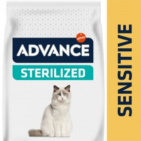 Advance Sensitive Sterilized Salmón