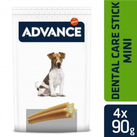 Advance Dental Stick Mini, Snacks para perros, Higiene bucal