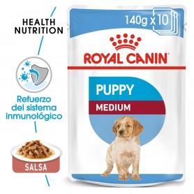 Royal Canin Health Nutrition Medium Puppy Pouch