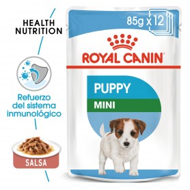 Royal Canin Health Nutrition Mini Puppy Pouch