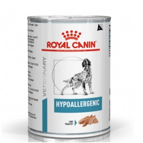 Royal Canin Hypoallergenic Latas