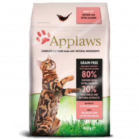 Applaws Adult Cat Chicken & Salmon