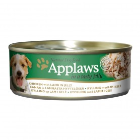 Applaws Dog Jelly Pollo con cordero
