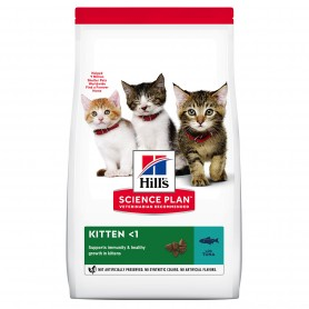 Hill's Science Plan Kitten Healthy Development Atún