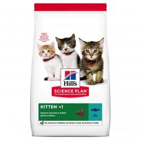 Hill's Science Plan Kitten alimento seco gatitos sabor atún