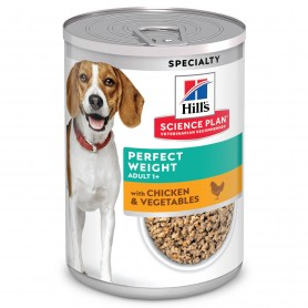 Hill's Science Plan Perfect Weight Canine Latas