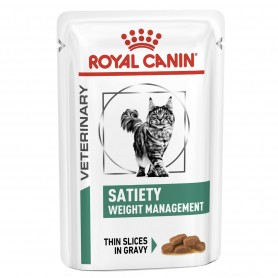 Royal Canin Satiety Weight Management Cat Pouch