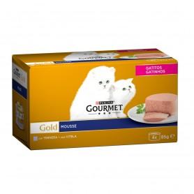 Gourmet Gold Kitten MPK 4