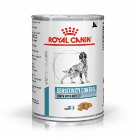 Royal Canin Sensitivity Control (con pato) Latas
