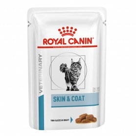 Royal Canin Cat Skin & Coat Pouch