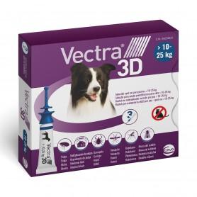 Vectra 3D Pipetas antiparasitarias para perros