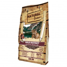 Natural Greatness Receta Wild Instinct Medium & Large Breed cat