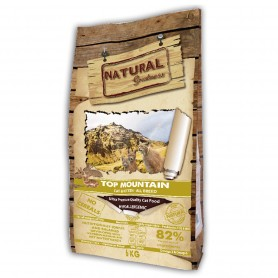 Natural Greatness Receta Top Mountain cat