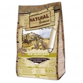 Natural Greatness Receta Top Mountain cat