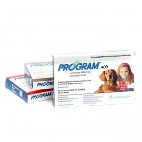 Program Antiparasitarios para perro