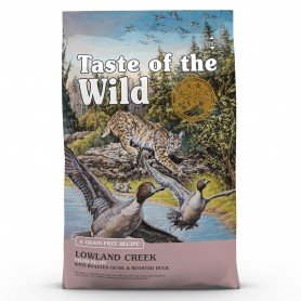 Taste of the Wild Lowland Creek Gato Codorniz