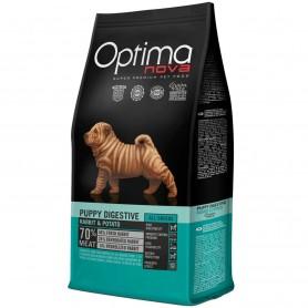 Optima Nova Puppy Digestive Rabbit & Potato