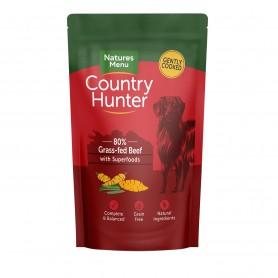 NM Country Hunter Bolsas Perro Ternera