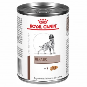 Royal Canin Hepatic Latas