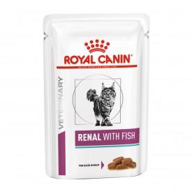 Royal Canin Veterinary Diet Renal (Fish)