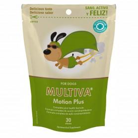 Multiva Motion Plus Cuidado Cadera y Articulaciones Dog