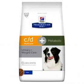 Hill´s Prescription Diet Canine Metabolic + Urinary