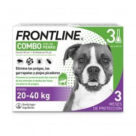 Frontline Combo Spot On Perros 20-40 Kg