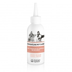 Gel antiolor de limpieza de los oídos Frontline Pet Care