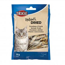 Anchoas Secas para gatos