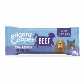 Edgard & Cooper, barritas sin cereales con vacuno, batata, arándanos y brócoli